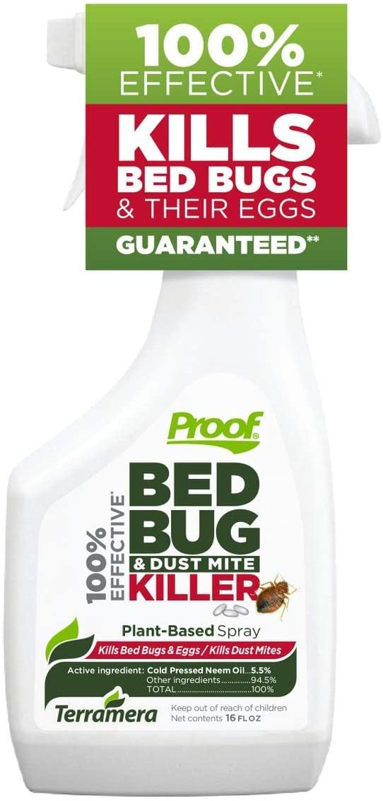 Proof Bed Bug Spray Image
