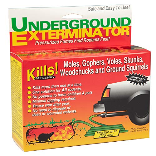 The Underground Exterminator Image