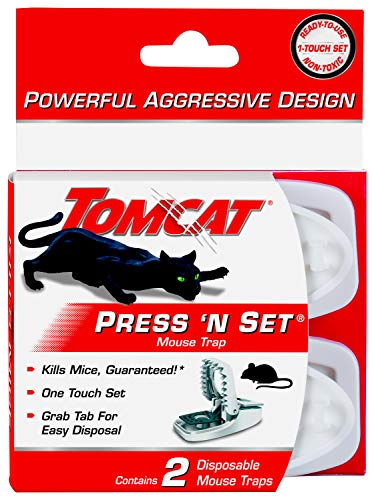 Best Mouse Trap – Buy These Humane Quick Killing Pack