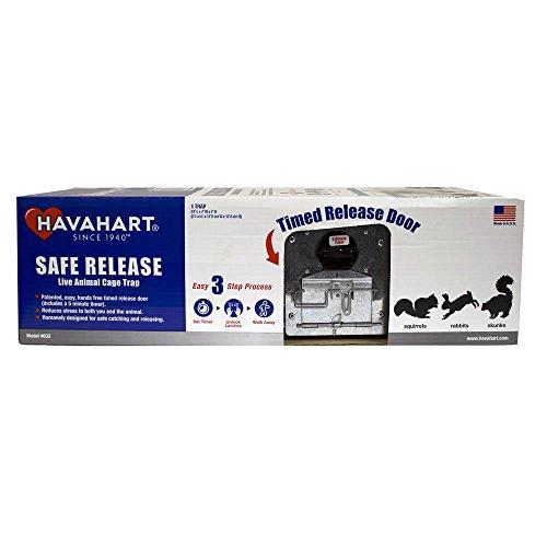 Havahart 632 Medium 2-Door Safe Squirrel Traps Image