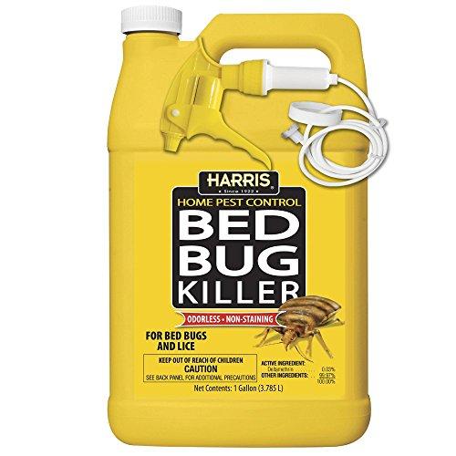 Harris Bed Bug Killer Value Bundle Kit