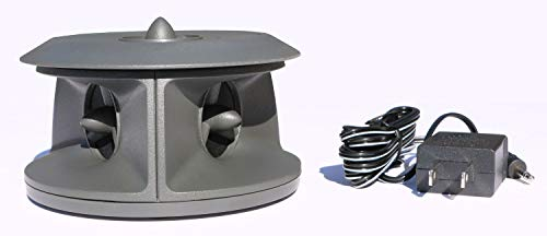 CLEANRTH PCS101 Three-Stage ComboSonic Squirrel Repeller